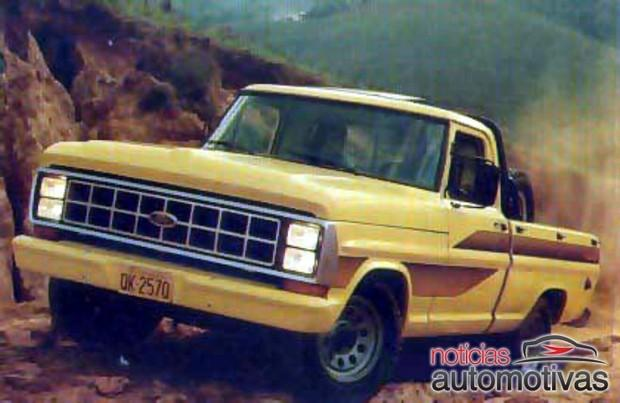 Ford f-1000 photo - 1