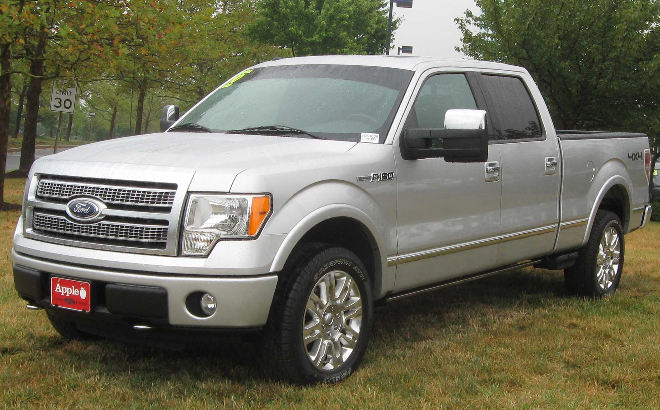 Ford f-150 photo - 2
