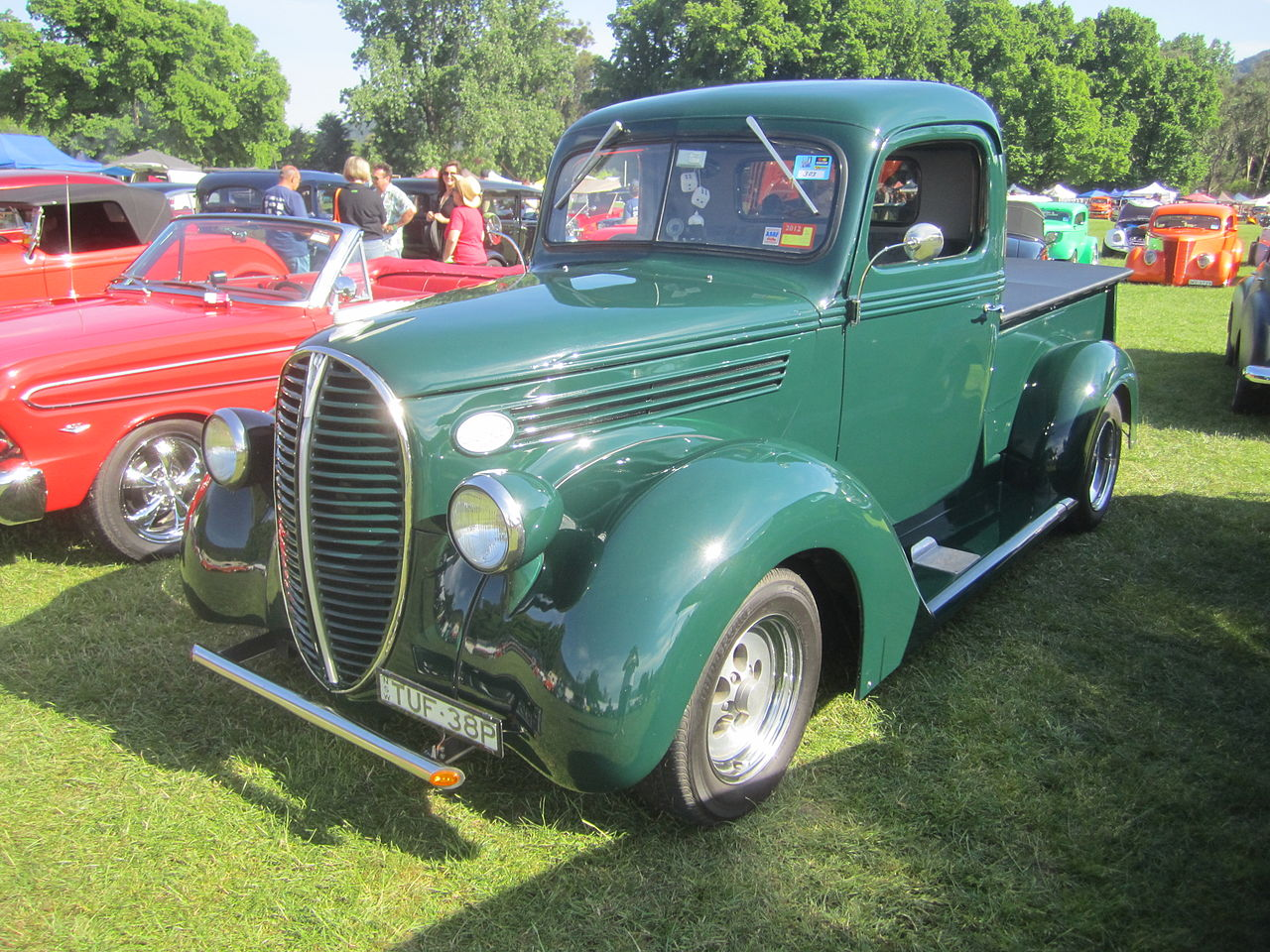 Ford f-2 photo - 1