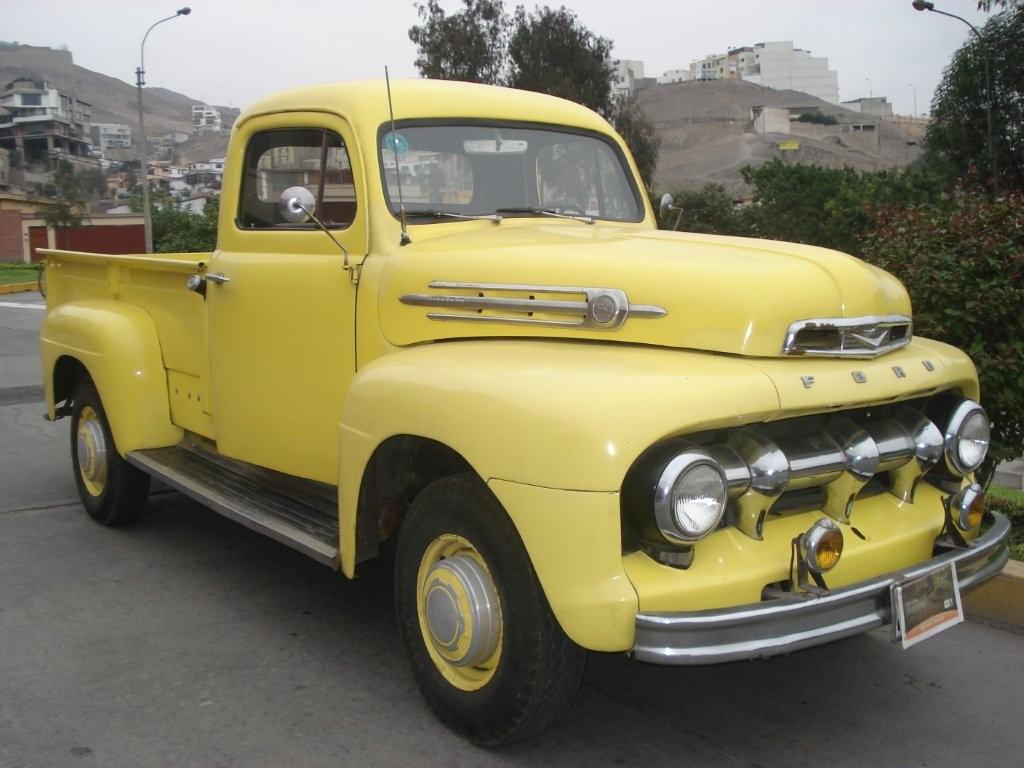 Ford f-3 photo - 3