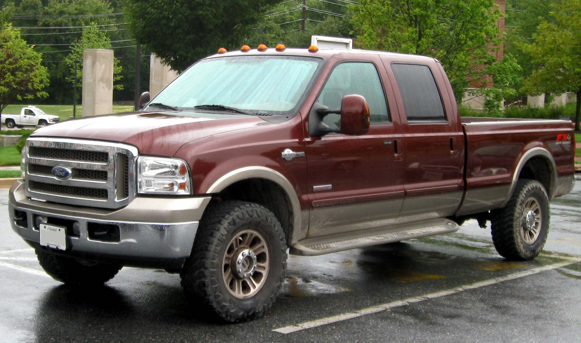 Ford f-350 photo - 1