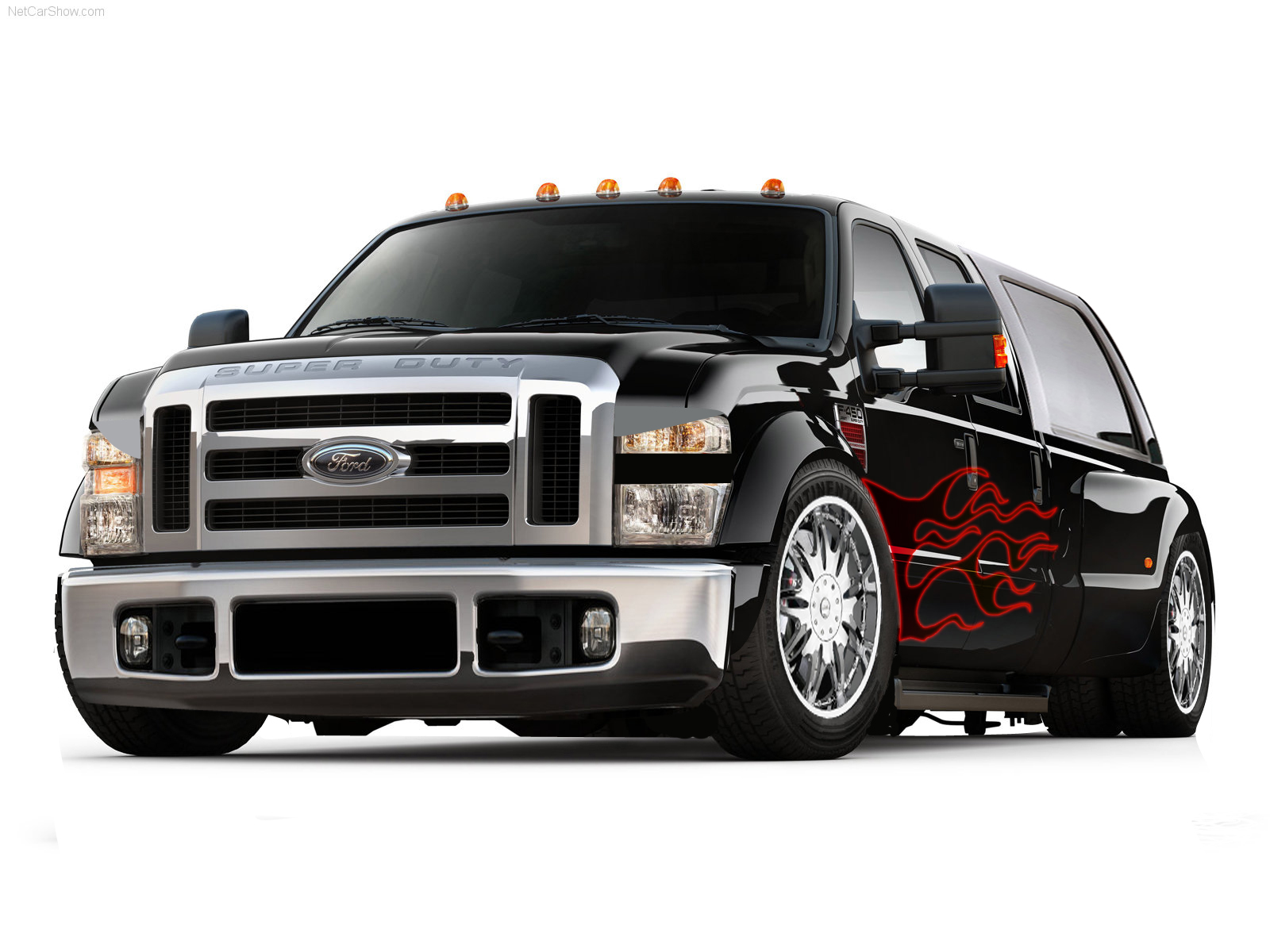 Ford f-450 photo - 2