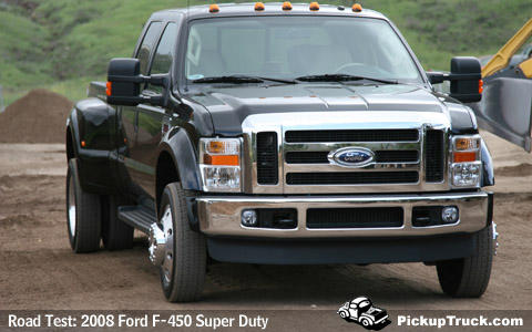 Ford f-450 photo - 3