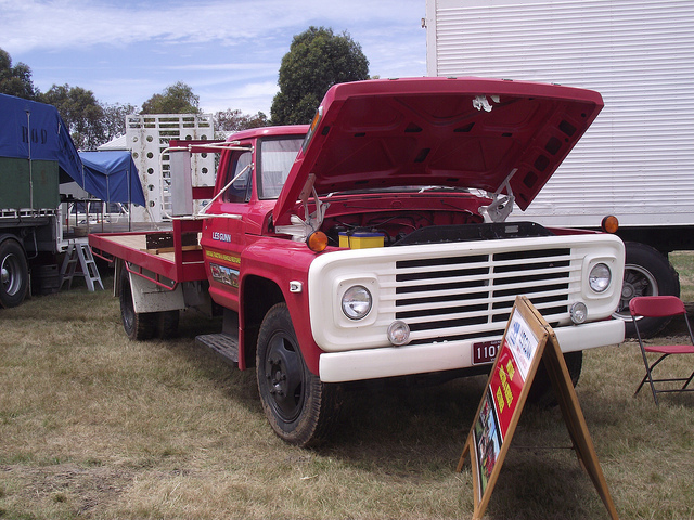 Ford f-500 photo - 3