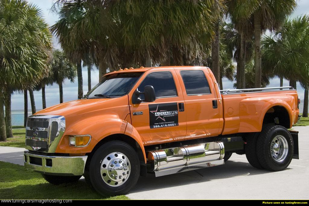 Ford f-550 photo - 2