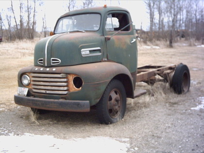 Ford f-6 photo - 4