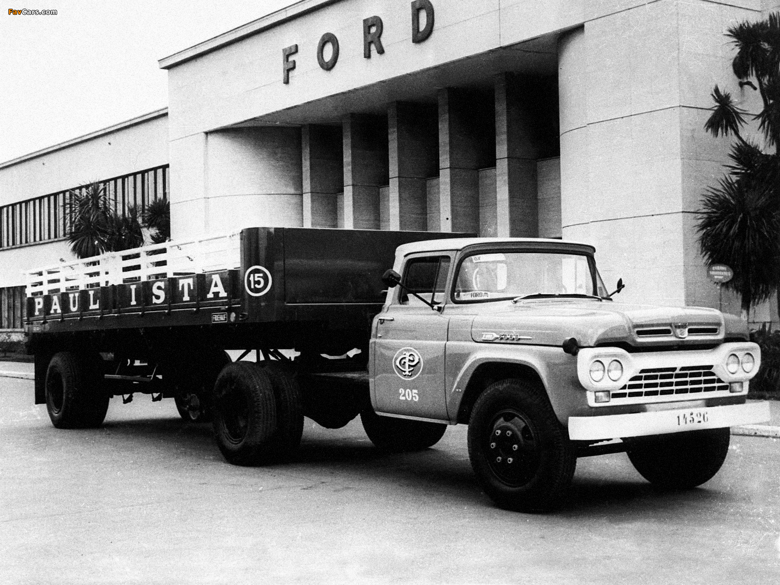 Ford f-600 photo - 3