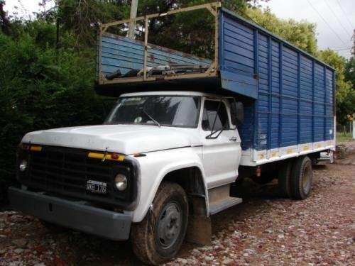 Ford f-6000 photo - 4