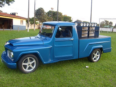 Ford f-75 photo - 4