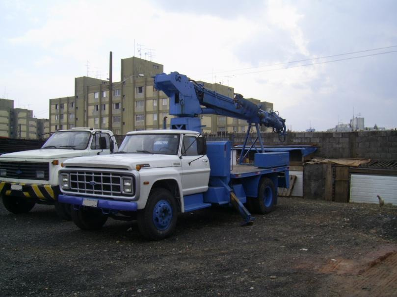 Ford f-8000 photo - 1