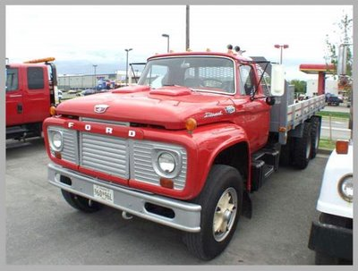 Ford f-900 photo - 2