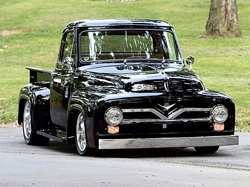 Ford f100 photo - 2