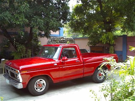 Ford f100 photo - 3