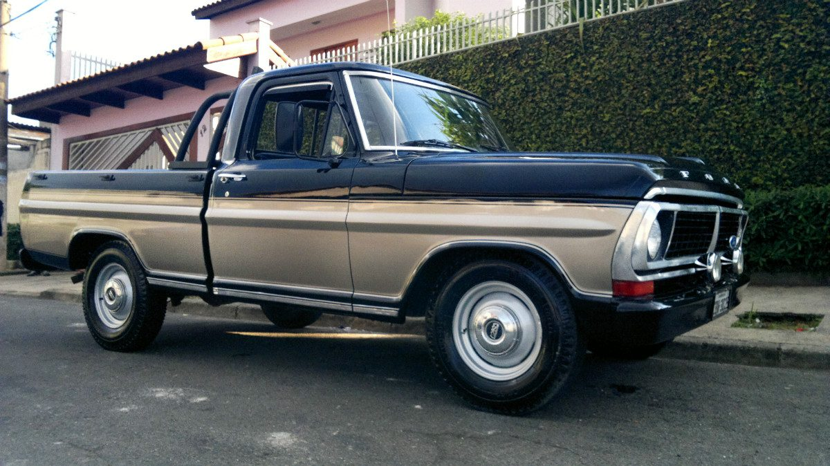 Ford f11000 photo - 2