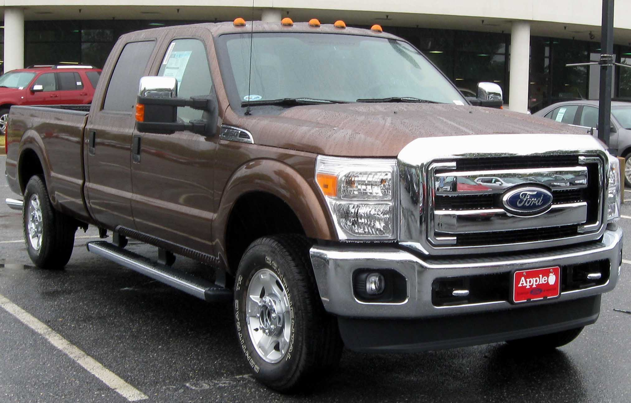 Ford f250 photo - 1