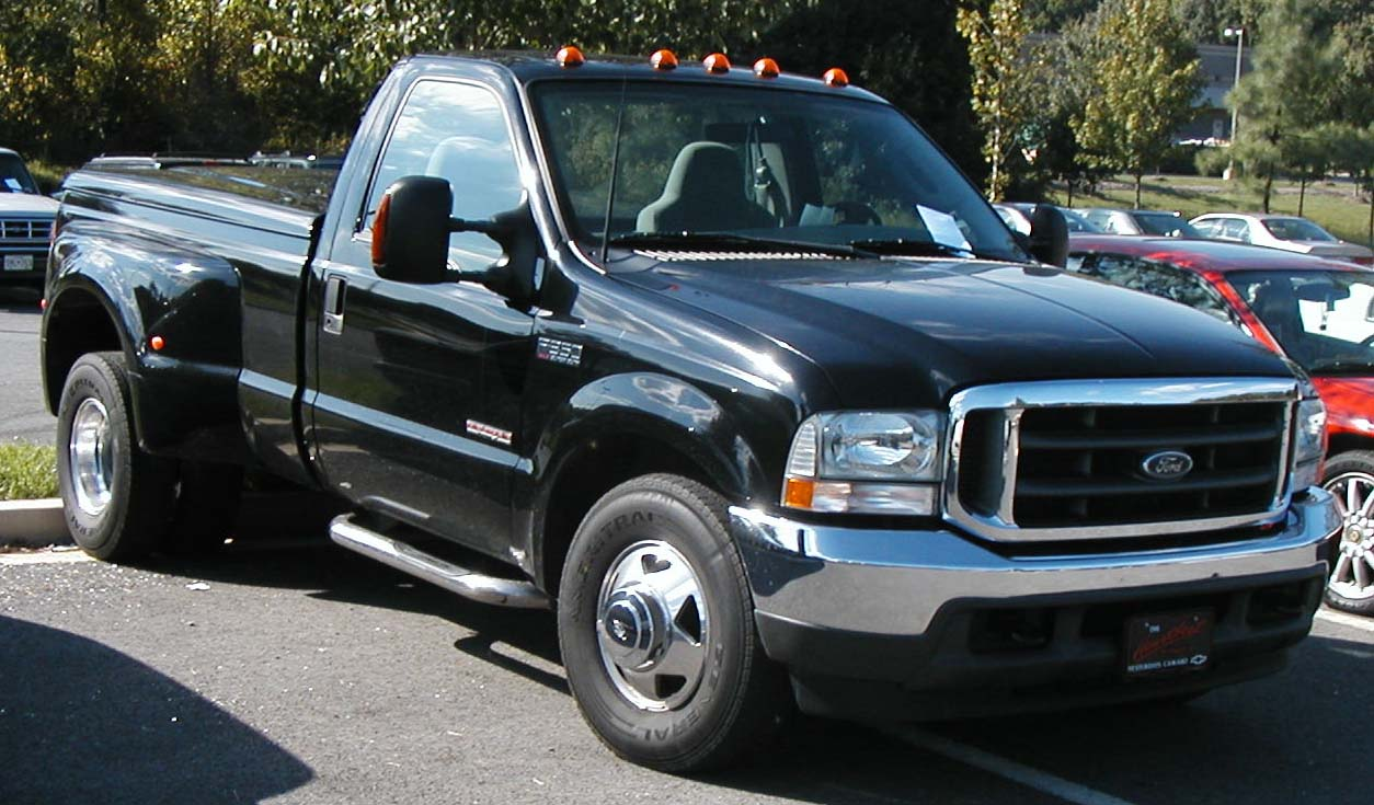 Ford f350 photo - 1