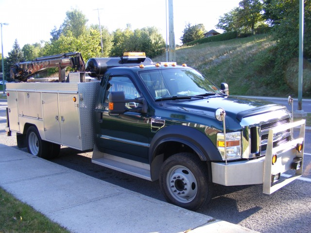 Ford f550 photo - 3