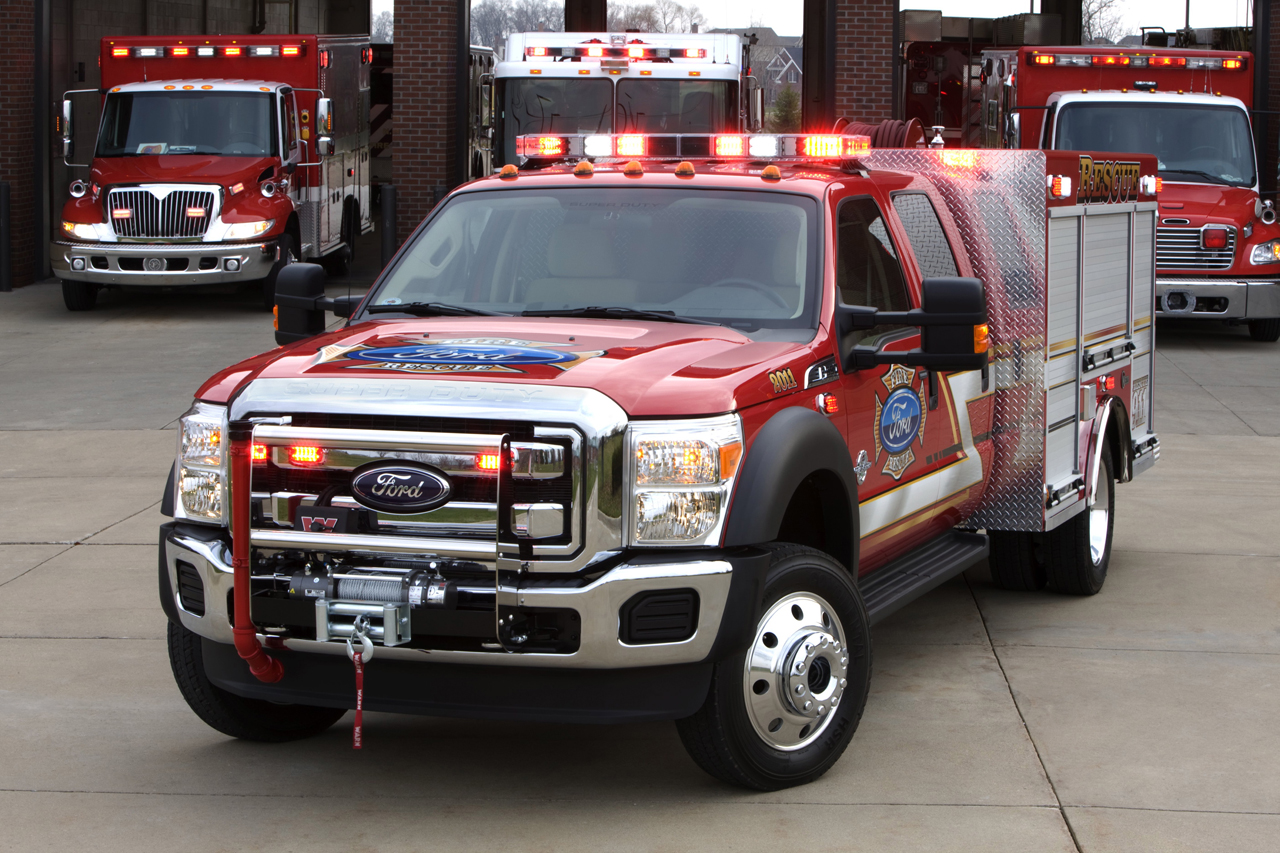 Ford f550 photo - 4
