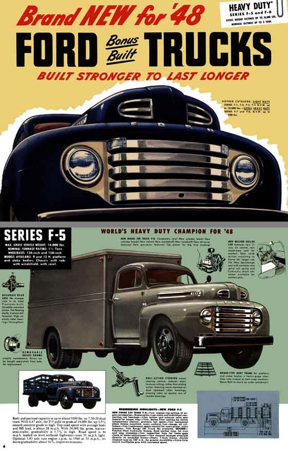 Ford f6 photo - 4