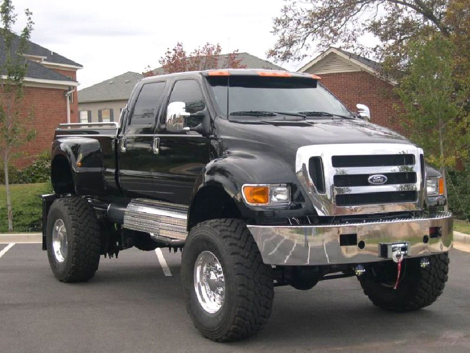 Ford f700 photo - 3