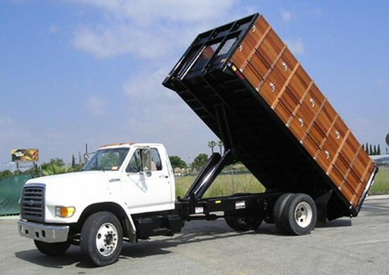 Ford f800 photo - 2