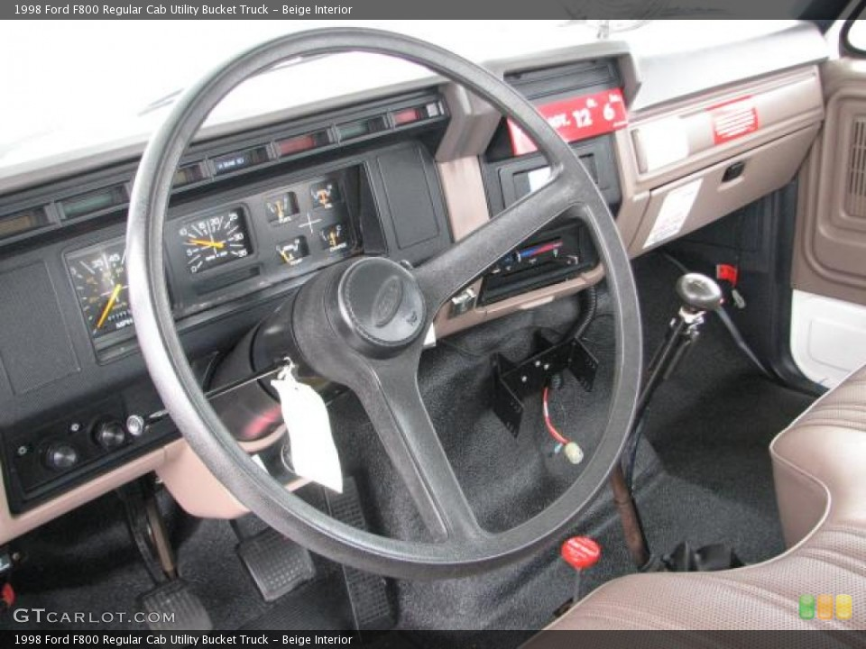 Ford f800 photo - 4