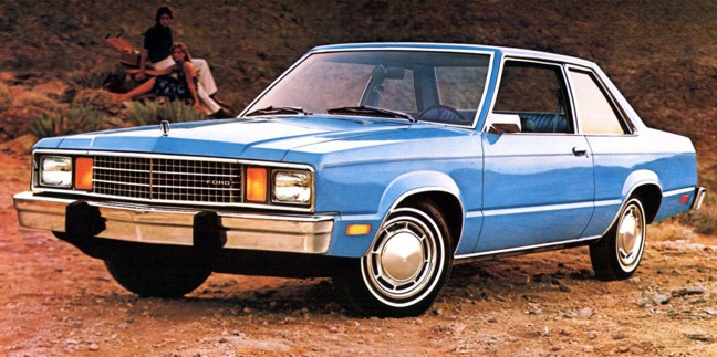 Ford fairmont photo - 1