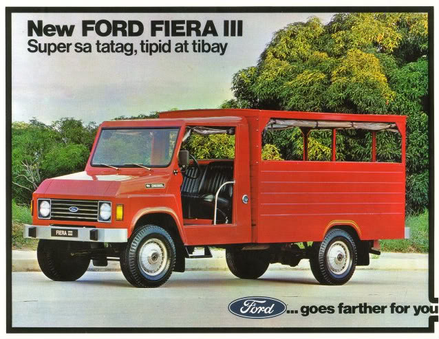 Ford fierra photo - 1