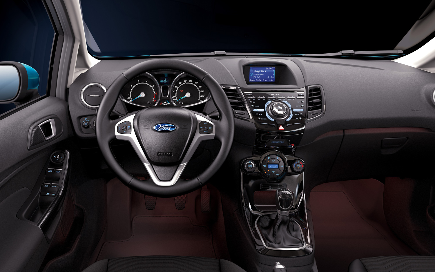 Ford fiesta photo - 2