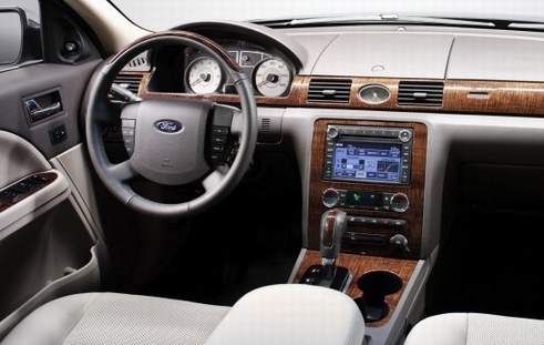 Ford five-hundred photo - 1