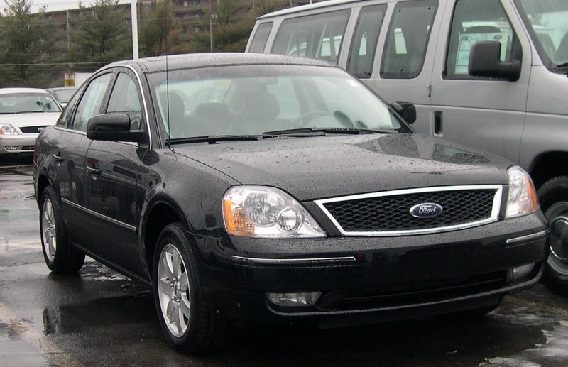 Ford five-hundred photo - 4