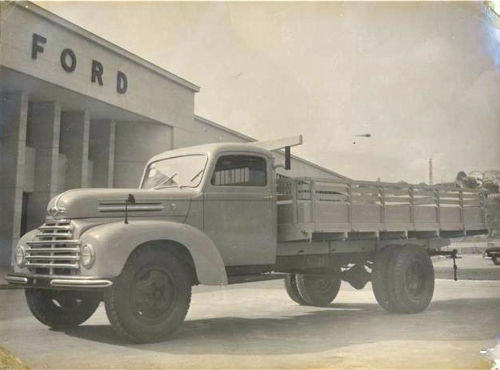 Ford fk photo - 1