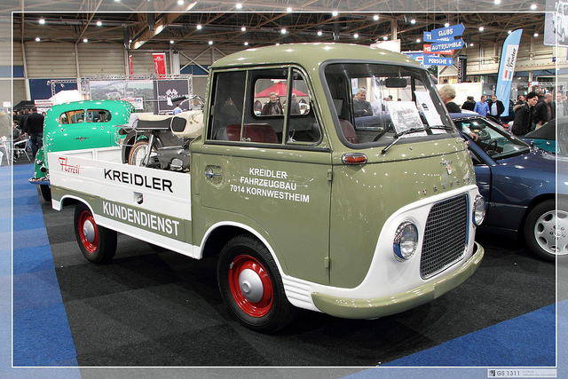 Ford fk photo - 2