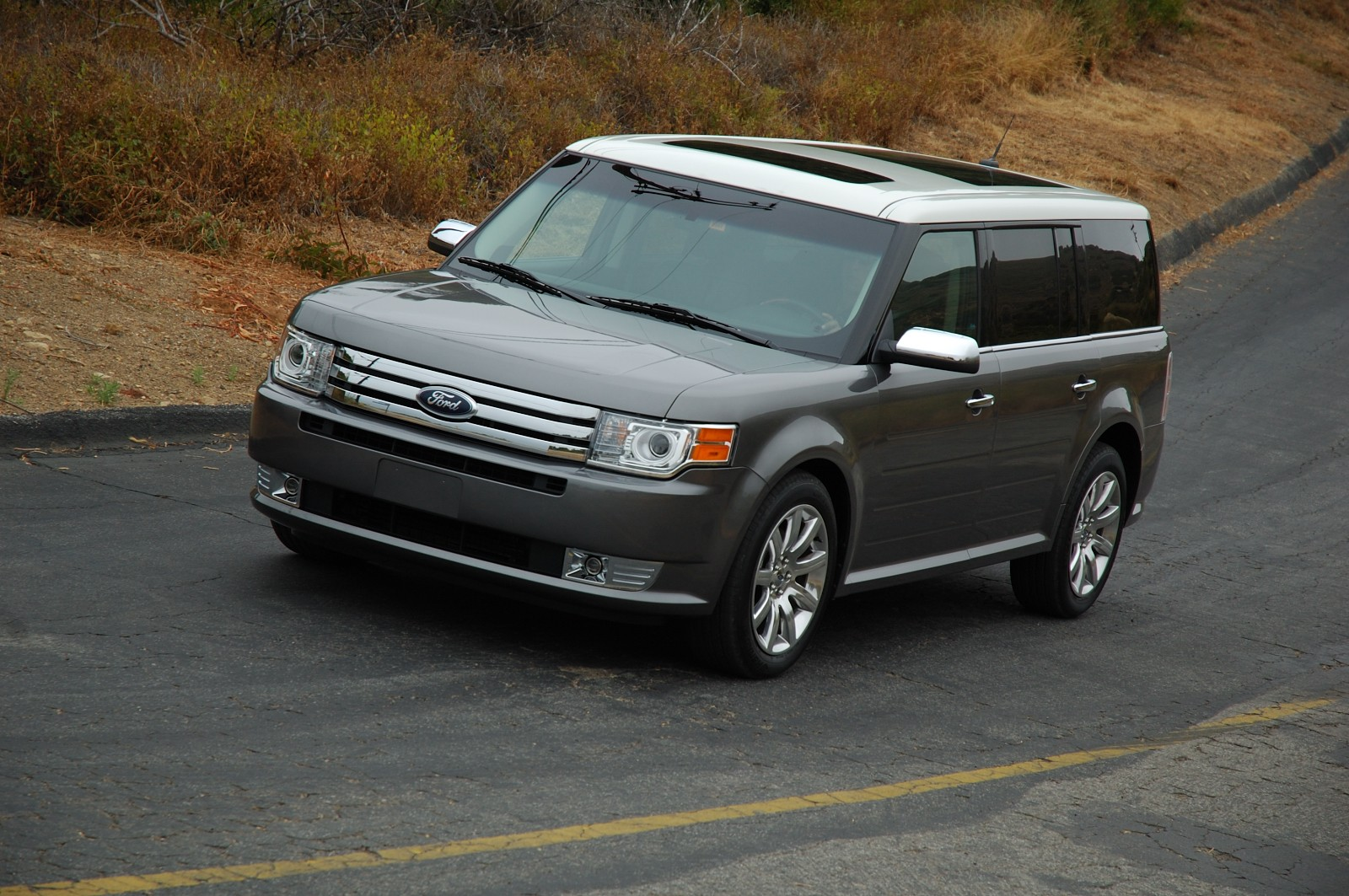 Ford flex photo - 2