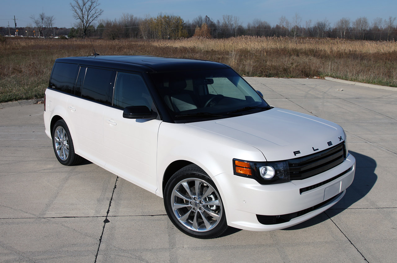 Ford flex photo - 4