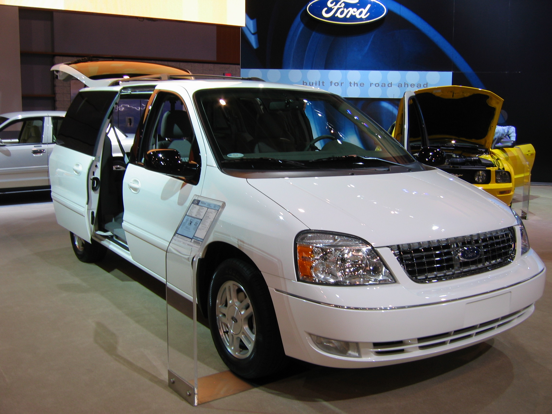 Ford freestar photo - 1