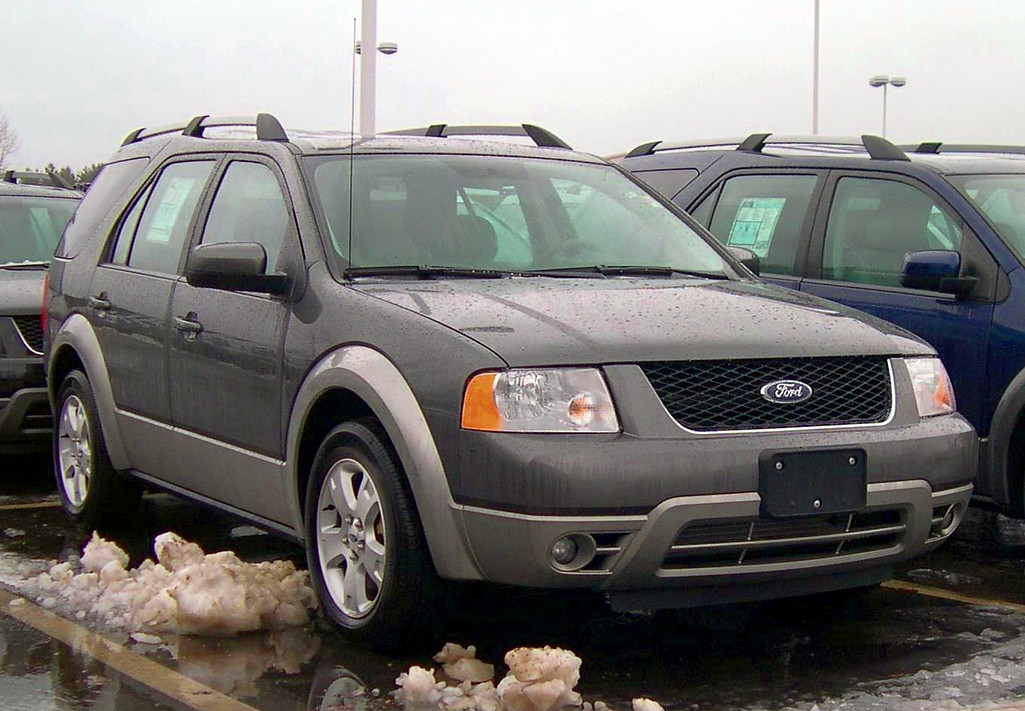 Ford freestyle photo - 1
