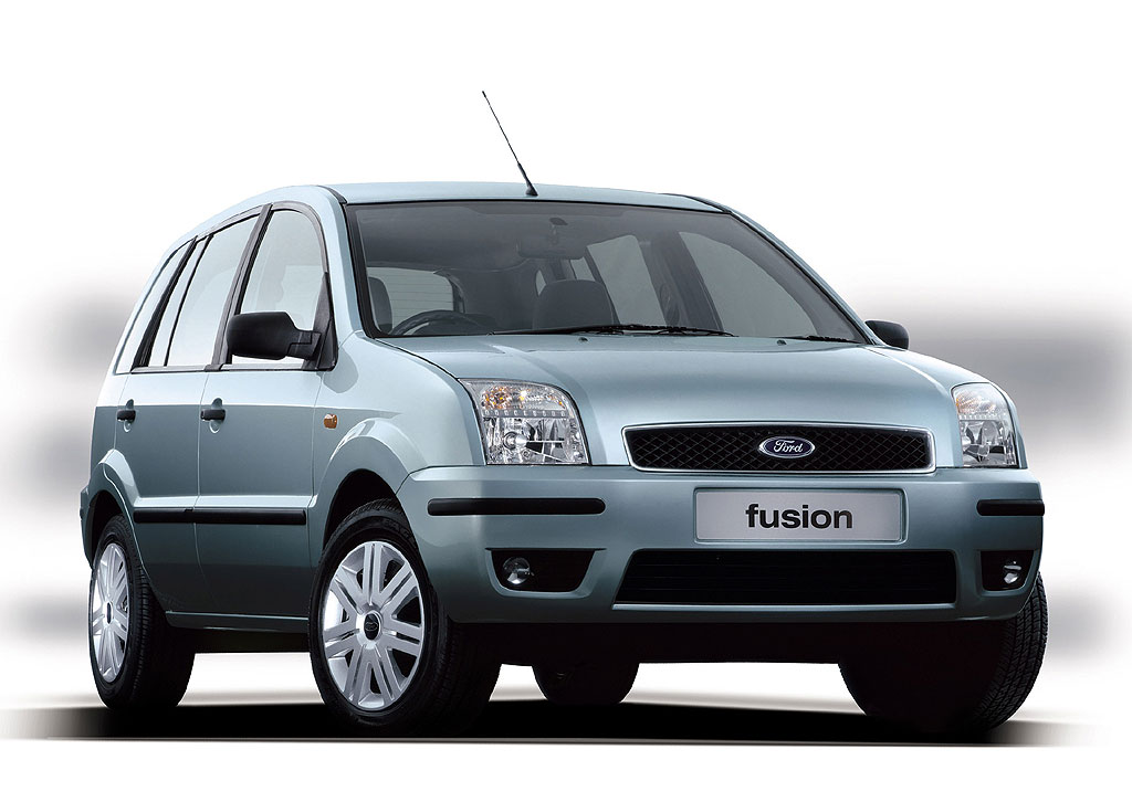 Ford fusion photo - 1