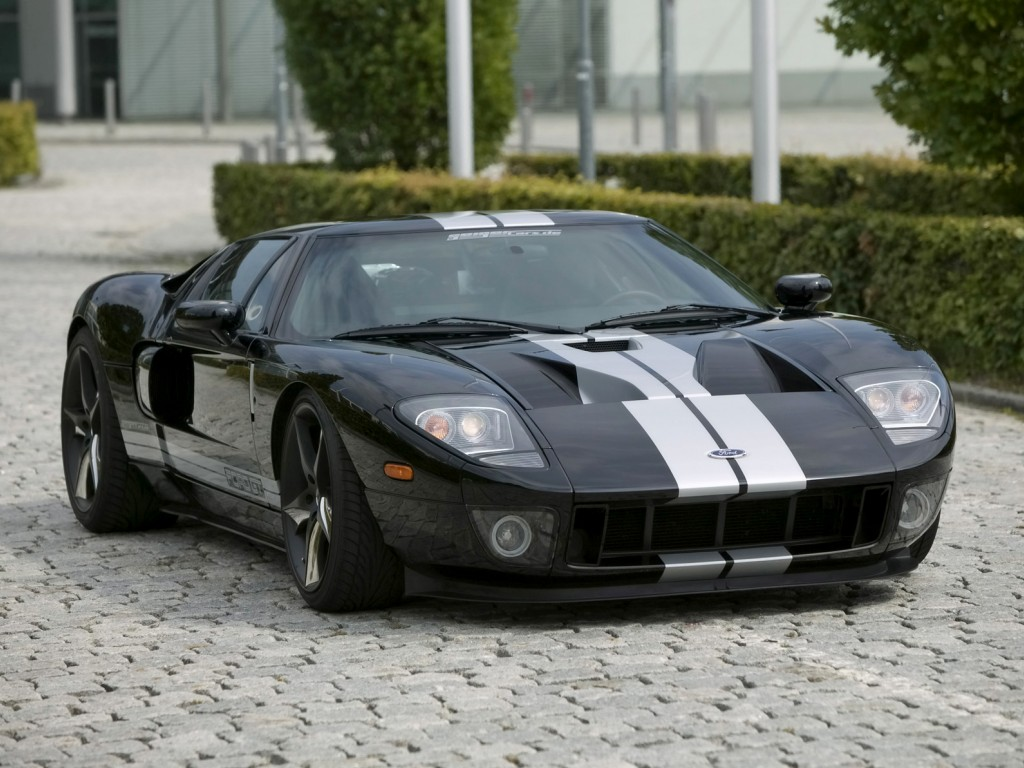 Ford gt photo - 1