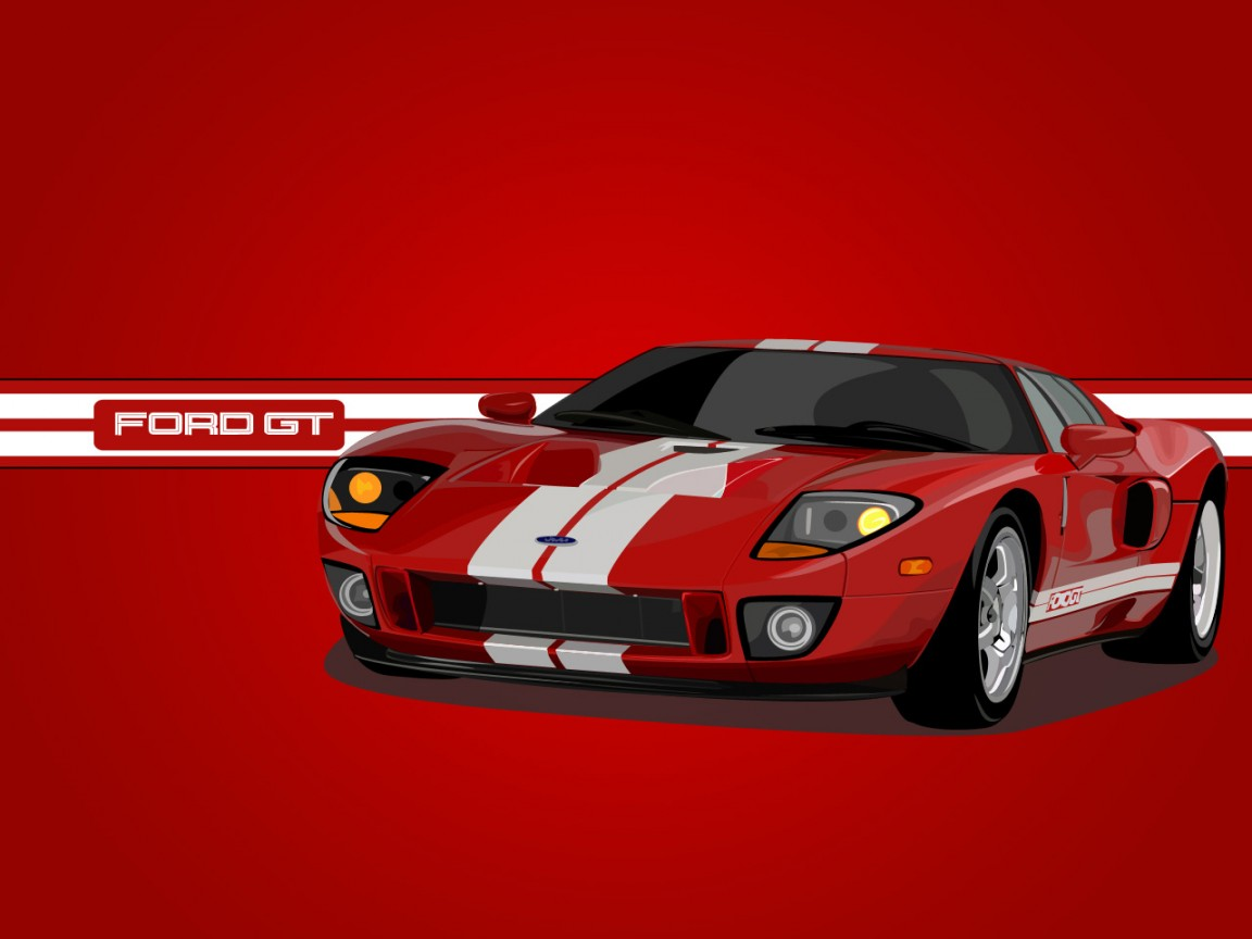 Ford gt photo - 3