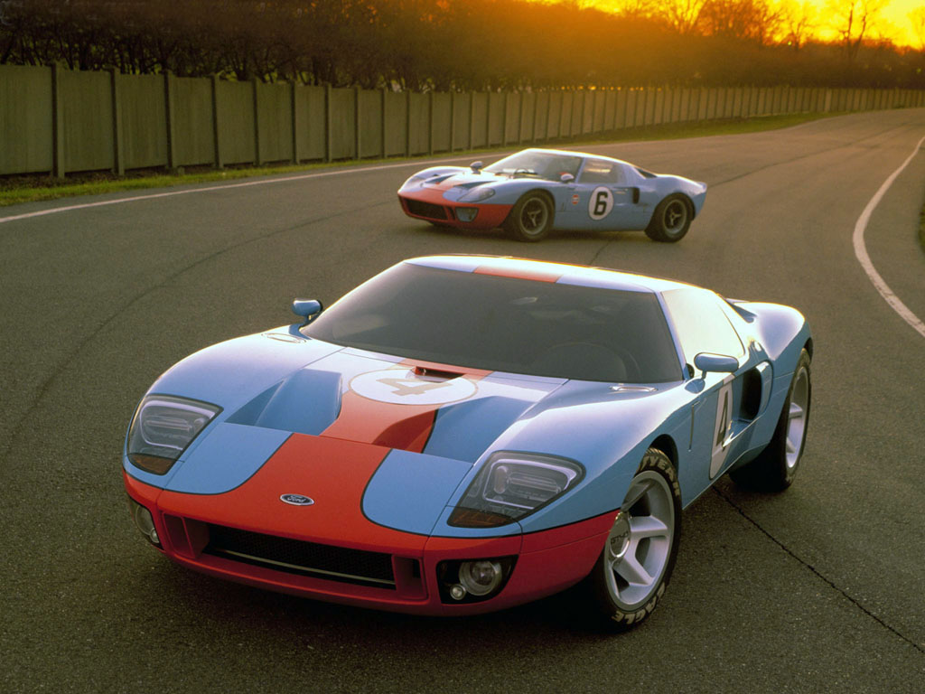 Ford gt40 photo - 1
