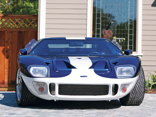 Ford gt40 photo - 4