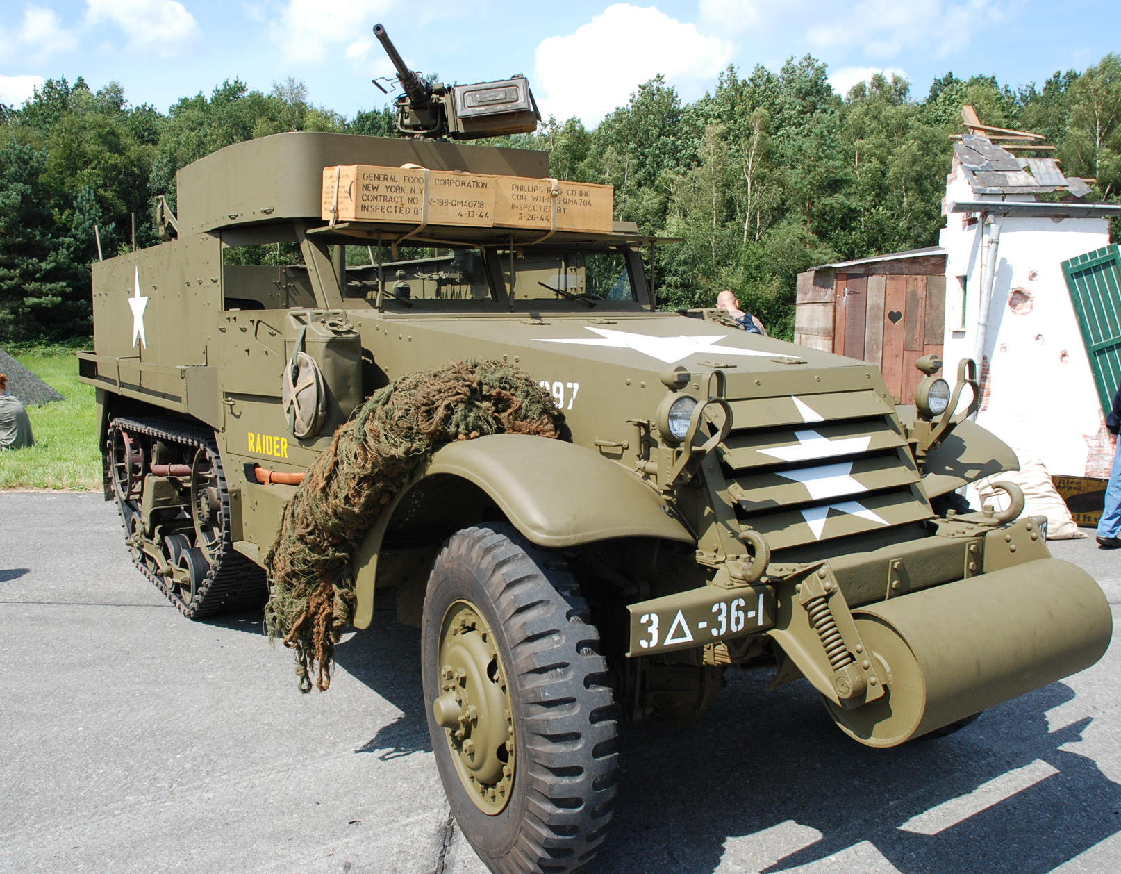 Ford half-track photo - 1