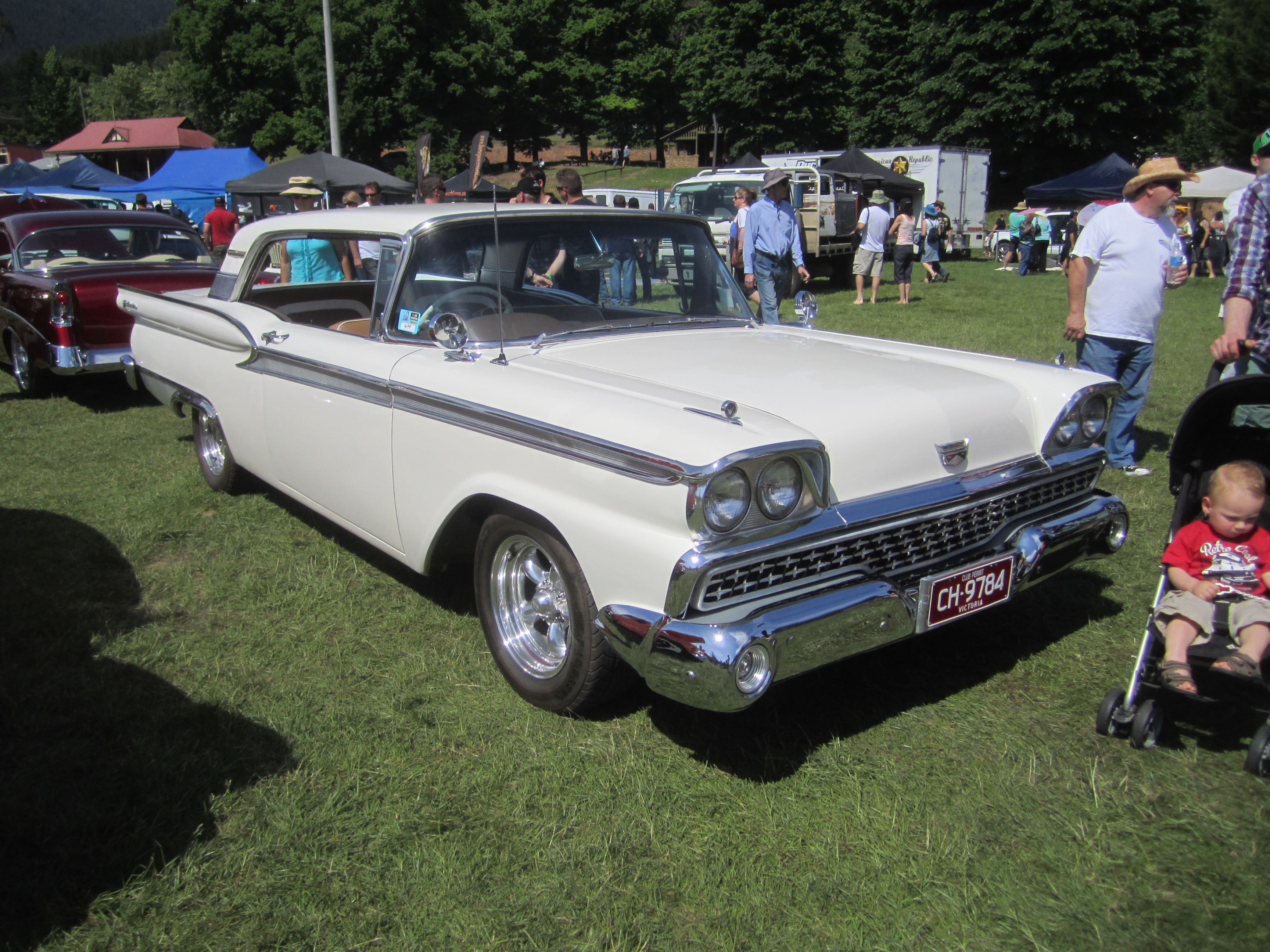 Ford hardtop photo - 3