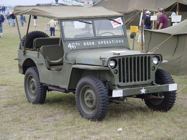 Ford jeep photo - 2