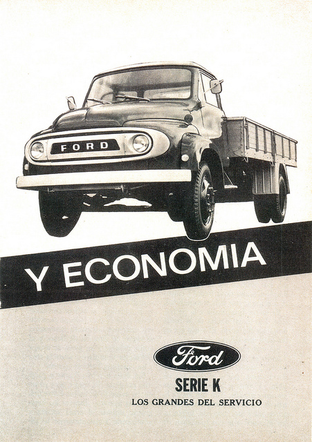 Ford k-series photo - 1