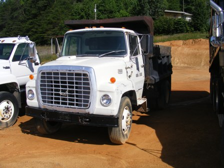 Ford l-7000 photo - 1