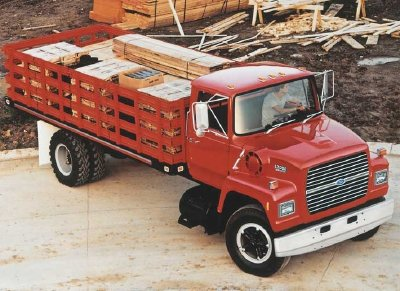 Ford l-7000 photo - 2