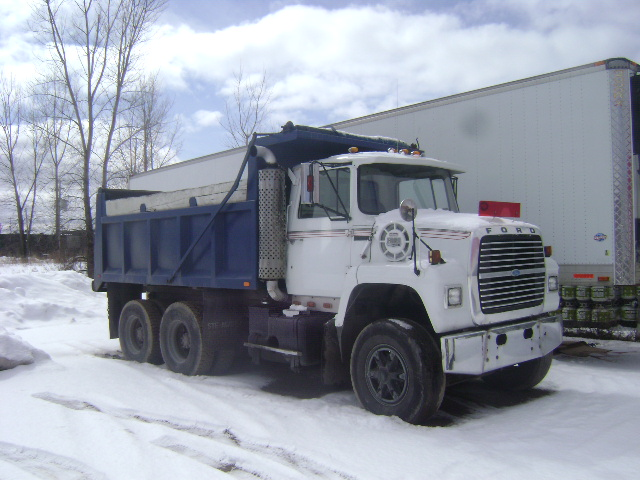 Ford l-9000 photo - 4