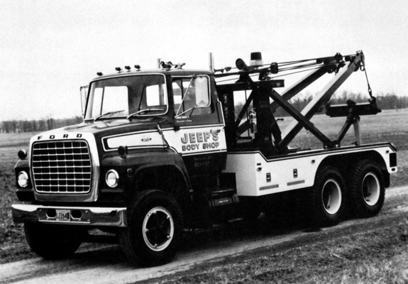 Ford l-series photo - 1